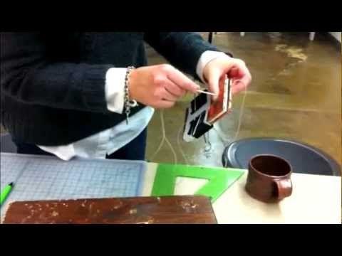 Japanese Book-Binding Part III