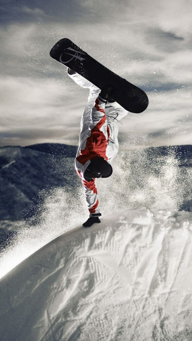 Cool Snowboarding Backgrounds Hd