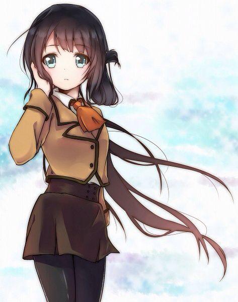 Miuna Shiodome Nagi No Asukara
