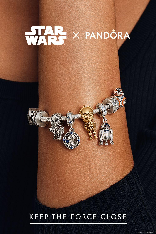 18 Star Wars x Pandora ideas in 2021 | star wars, pandora, star ...