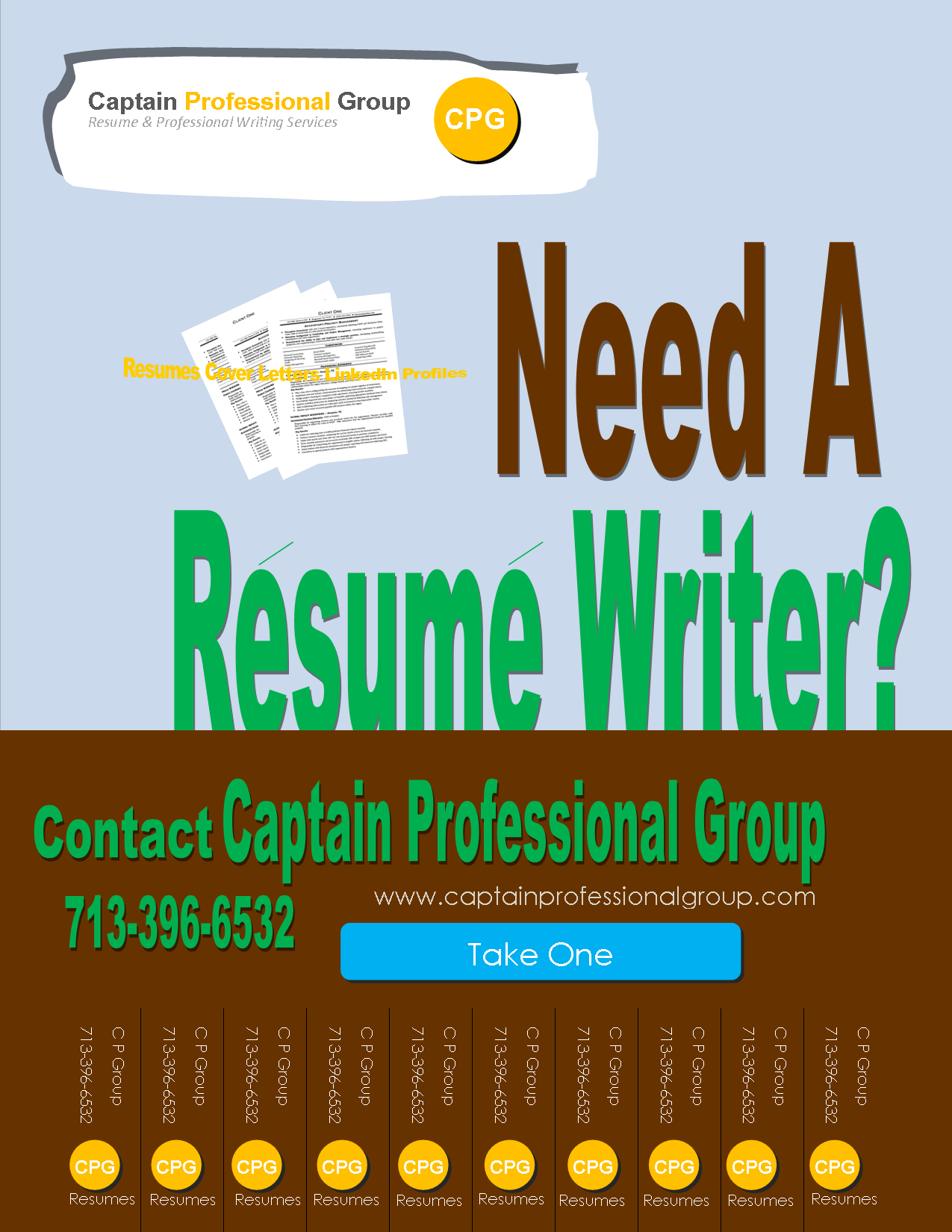 Need A Resume Writer We Will Write Your Resume For You