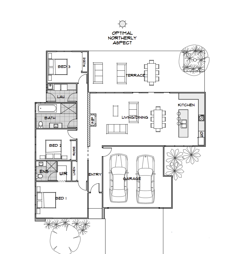 Luna Home Design Energy Efficient House Plans