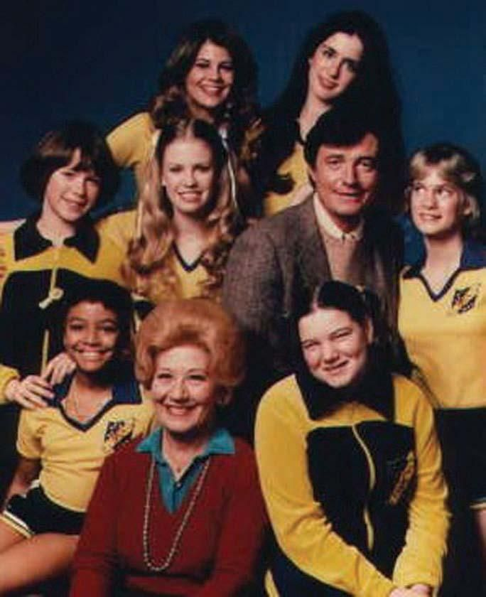 Growing Up Facts Of Life: Season 1 Cast: L To R From Bottom