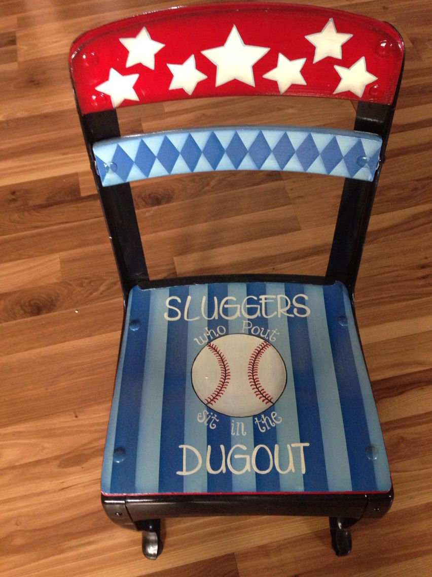 Paint Furniture · Check Out My Shop For Decorative Items For Your Little  Ones! Make Time Out Fun