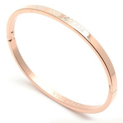 2d788e9ed268 Ref  90050P01019 Pulsera Viceroy de mujer de acero de la colección Fashion.  Contiene un