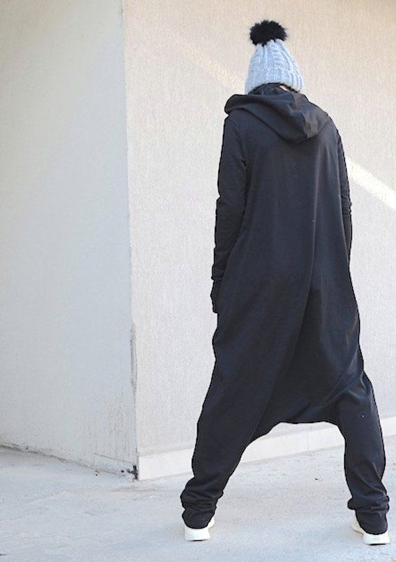 c660f10281 Oversize Adult Onesie Pijama with Hood