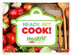 Ready, Set, Cook! Challenge