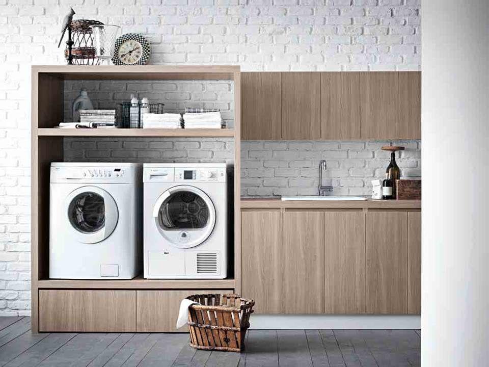 Mobile lavatrice asciugatrice asciugatrice pinterest - Ikea lavanderia mobili ...