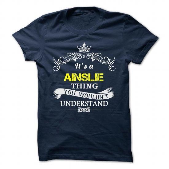AINSLIE