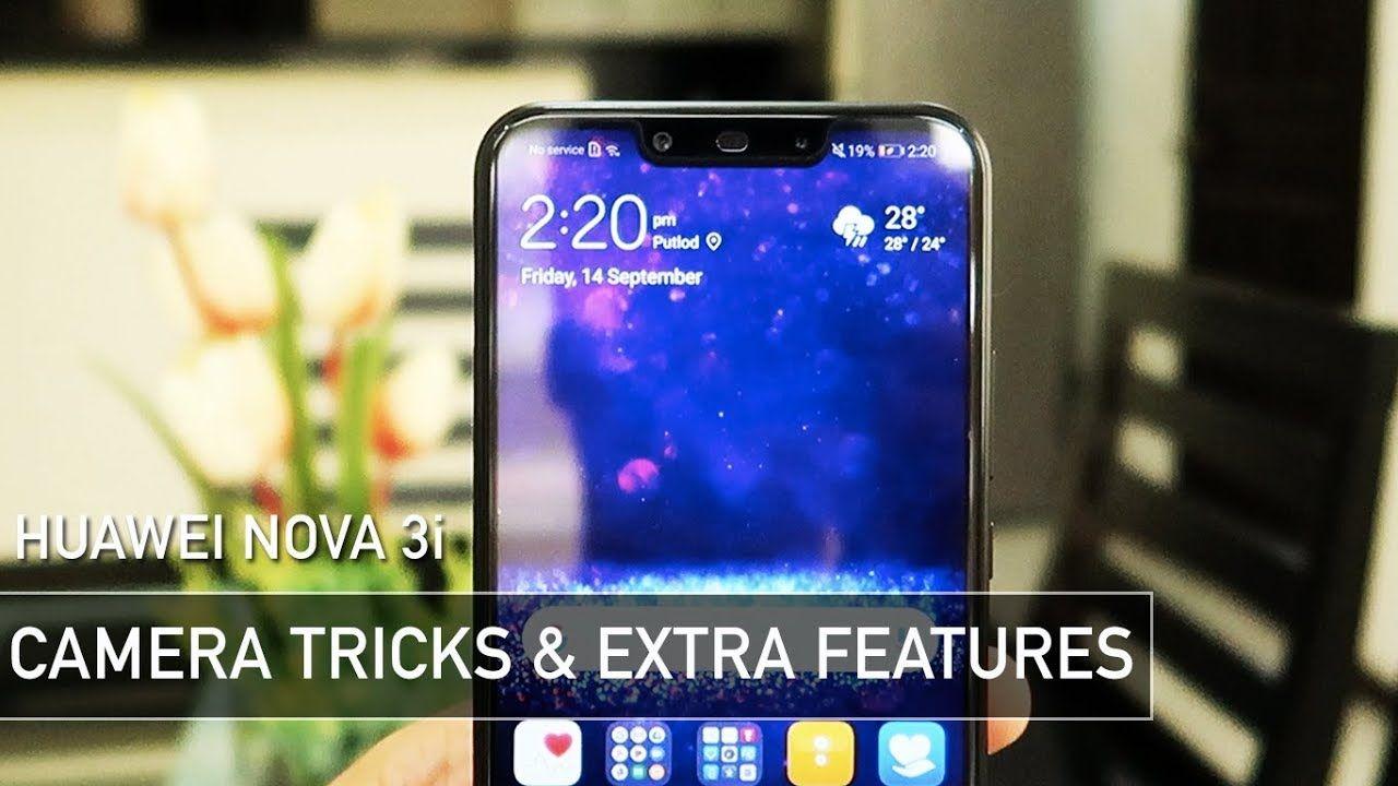 Huawei Nova 3i CAMERA Tricks & Best Extra Features | Zeibiz