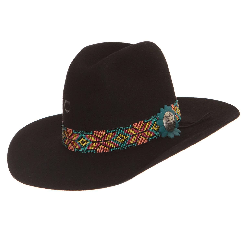 c492af634 Charlie 1 Horse Gold Digger Black Felt Hat | Cowboy Hats | Cowgirl ...