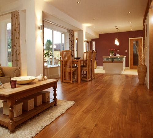 This Is The One That Best Matches Our Discontinued Antique Oak Supreme Click Distressed Oak Wide European White Oak Floors White Oak Floors Laminate Flooring