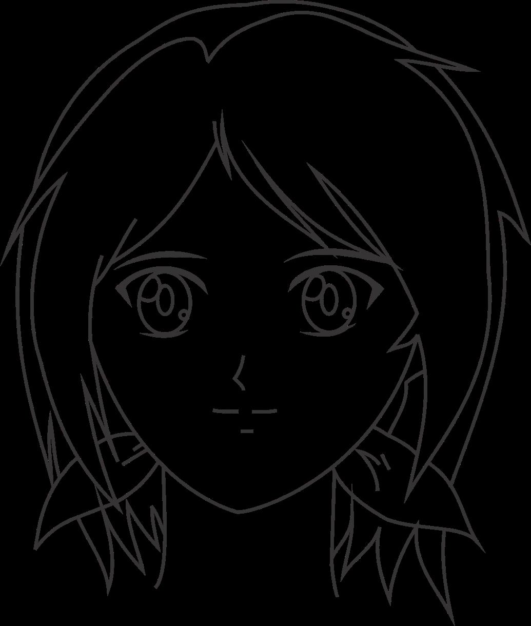Cara Menggambar Anime Dengan Mudah Untuk Kamu Yang Masih Pemula Alabn Di 2020 Gambar Sketsa Gambar Ilusi Optik