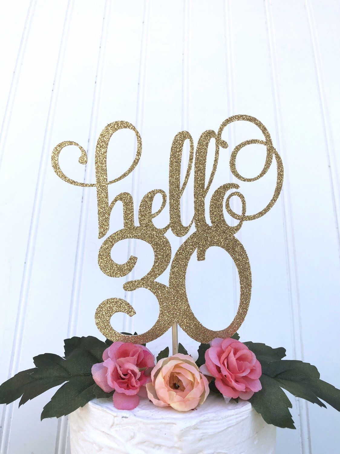 Cheers To 30 Years Thirty AF Glitter Banner 30 Years Loved 30 Years Blessed 30th Birthday Banner Birthday Banner Hello 30 Banner