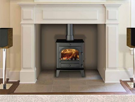 Replacement Glass for Charnwood Stoves Various Models
