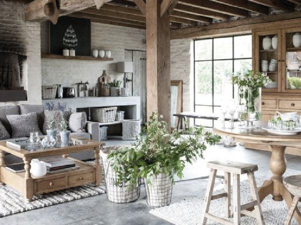 Les Ambiances Elegantes Et Cosy D Interior S Decocrush Decorez Avec Intention Maison Maison Campagne Chic Mobilier De Salon