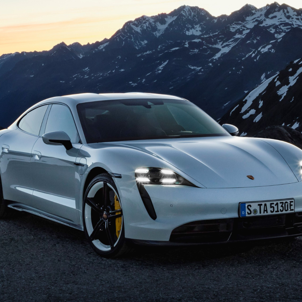 Electric Cars 2020 Luxury Porsche Taycan Range Charge