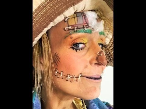 SCARECROW MAKEUP | Halloween | Brittany Elizabeth  YouTube#kitchengarden #gardenflowers #gardensbythebay #homedesign #bedroomdesign #interiordesigner #furnituredesign #designideas #designinspiration #designlovers #designersaree #designsponge #designersarees #designbuild #designersuits #scarecrowmakeup