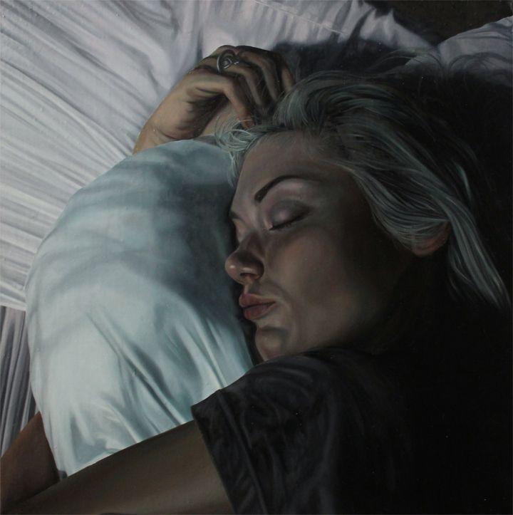 Exceptional paintings by Tristan Pigott | iGNANT.de