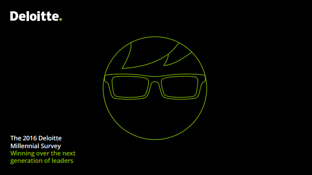 What attracts the next generation of leaders. Read to know the 2016 Deloitte Millennial Survey.