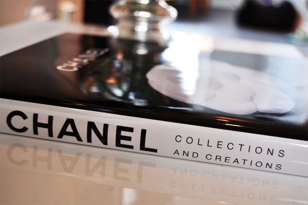 Chanel collections and creations perfect coffee table book