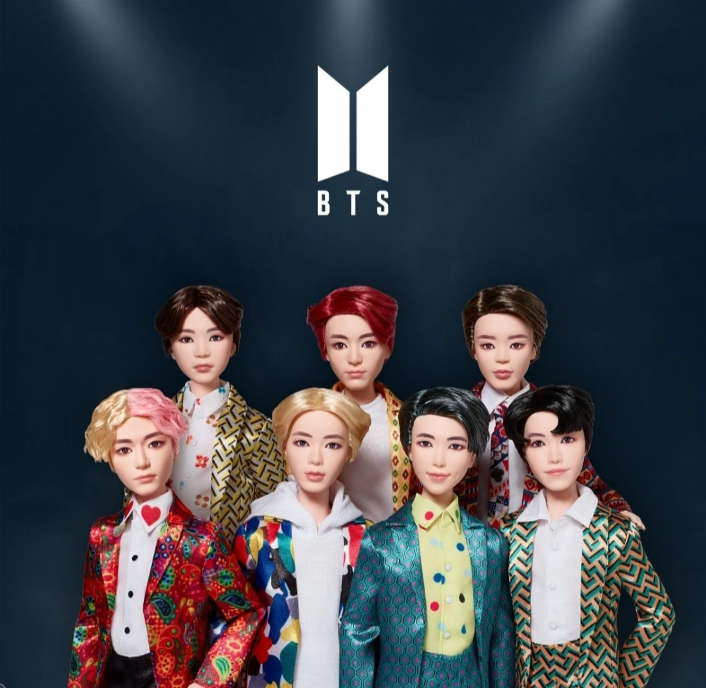 Release Date July 26th 2019 Limited Stocks Available Bts Idol Concept Based On Idol Mv Size 11 5 Inch 29cm The Doll Has 11 Bts Kpop Memes Bts Dolls