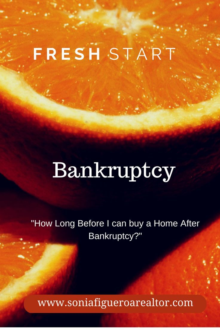 Can I Buy A House After A Chapter 7 Or Chapter 13 Bankruptcy How