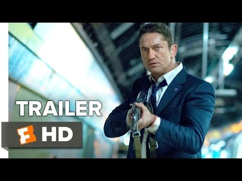 New London Has Fallen Trailer And Images With Images London