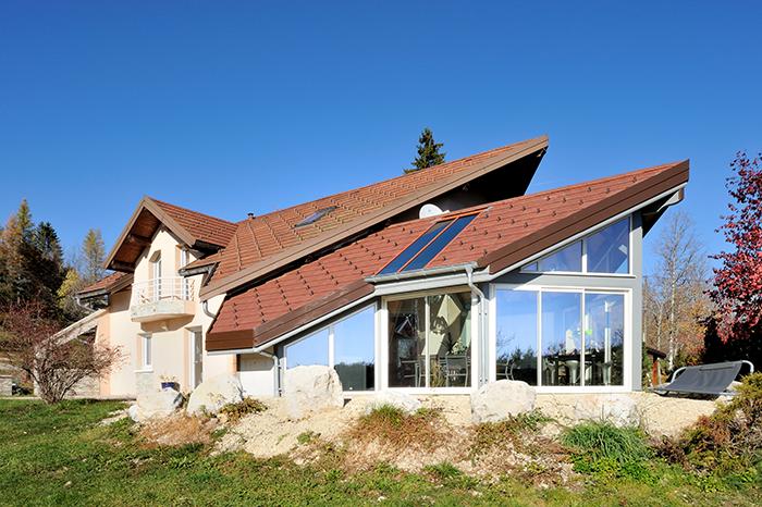 Avis véranda extension à Pontarlier (25) | Maison, Veranda et Maison style