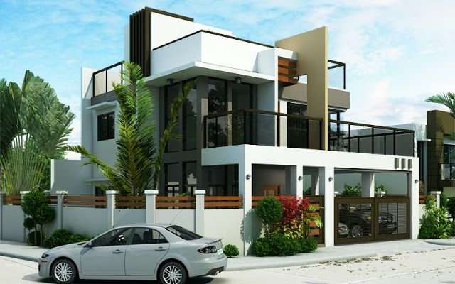 More than pictures of beautiful houses with roof deck bahay ofw also rh in pinterest