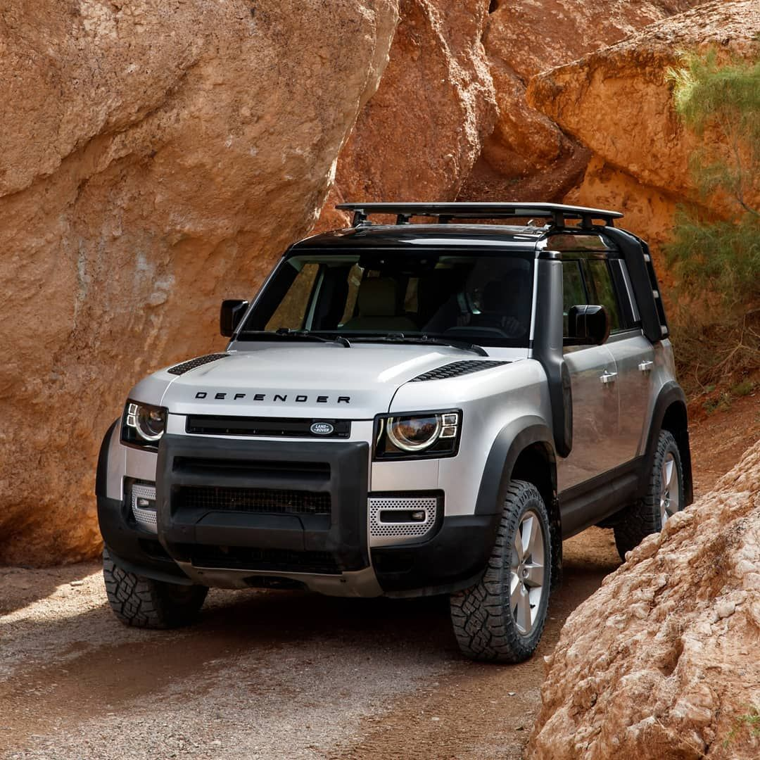 Swipe The All New Defender Has Just Been Given A Nod Of Approval From Richard Hammond There S A Link To His Vide Land Rover Land Rover Defender New Defender