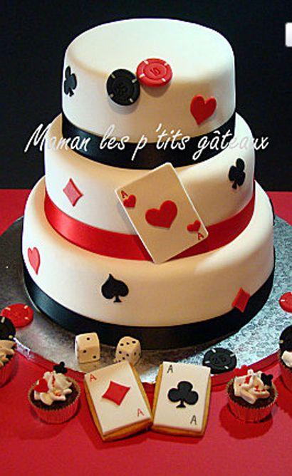 Casino traiteur gateau mariage