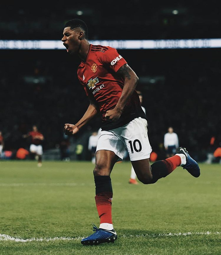List of Best Manchester United Wallpapers Rashford BIG WIN.