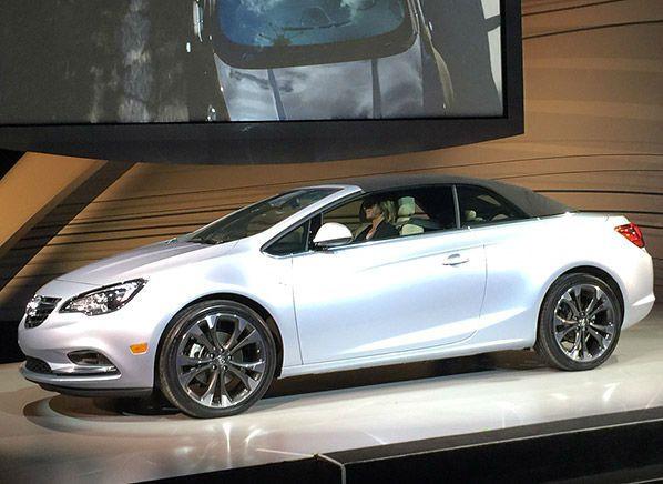 Fresh 2015 Buick Cascada