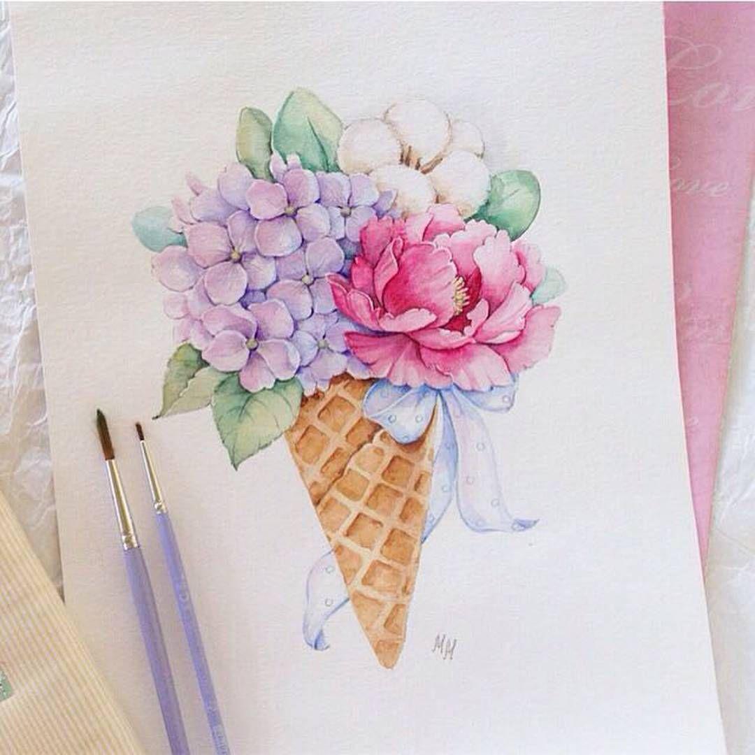 Watercolorist Mariyaer Waterblog Akvarel Aquarelle Painting