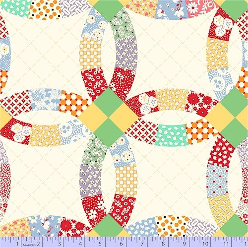 """R39-0803-0326, Quilt Backs 60"""" Wide, Fabric Gallery, Marcus Fabrics"""