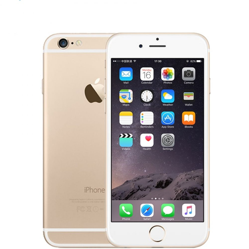 Original Unlocked Apple iPhone 6 & 6 Plus Cell Phones 16