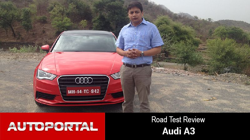 autoportal.com/newcars/audi/a3/ The Audi A3 will be the most affordable Audi in India. It promises sharp looks, agile handling and the practicality of a boot along with the posh Audi badge. We drive the 2-litre TDI diesel which promises low running costs.