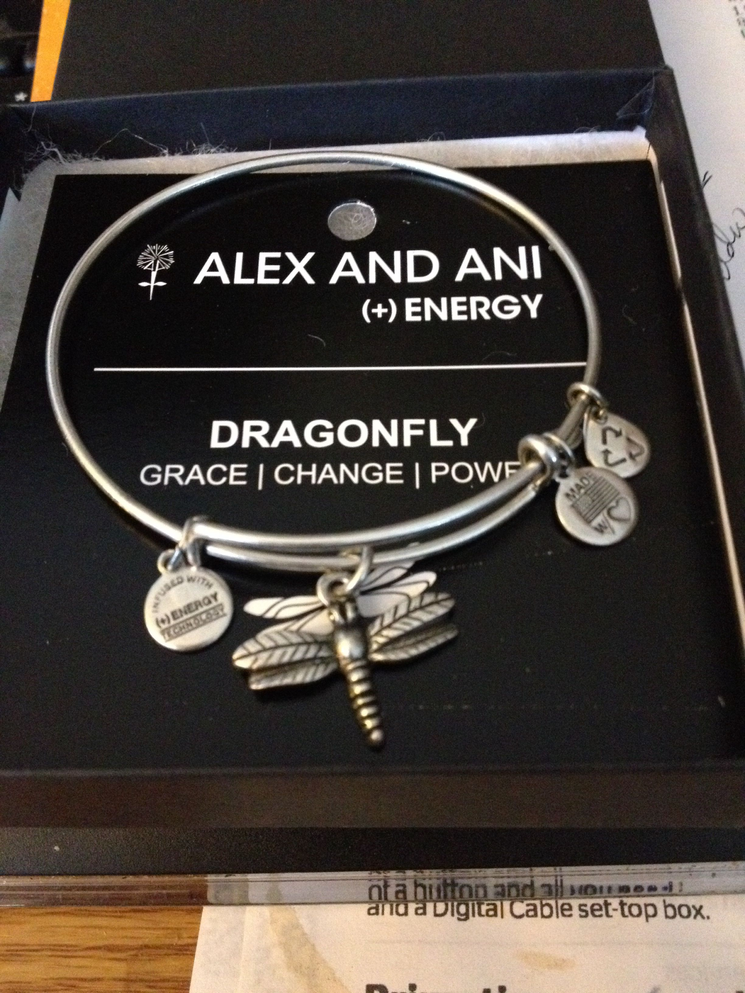 Dragonfly Alex And Ani Bracelet Of The Month Jan 2017