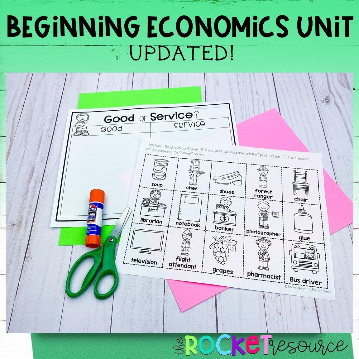 Economics Introduction Consumer Producer Goods Services
