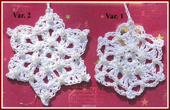 Doily Patterns For Beginners Simple But Elegant Snowflakes