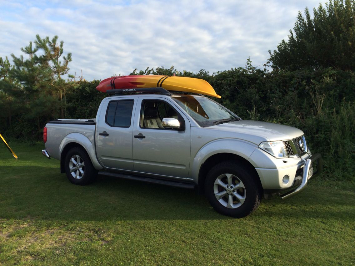 my kayak transportation method nissan navara d40 double. Black Bedroom Furniture Sets. Home Design Ideas