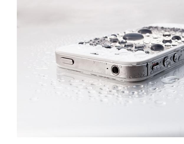 waterproof your device
