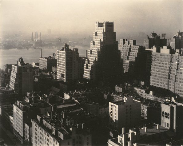 Alfred Stieglitz, From the Shelton, Looking Southeast, 1931