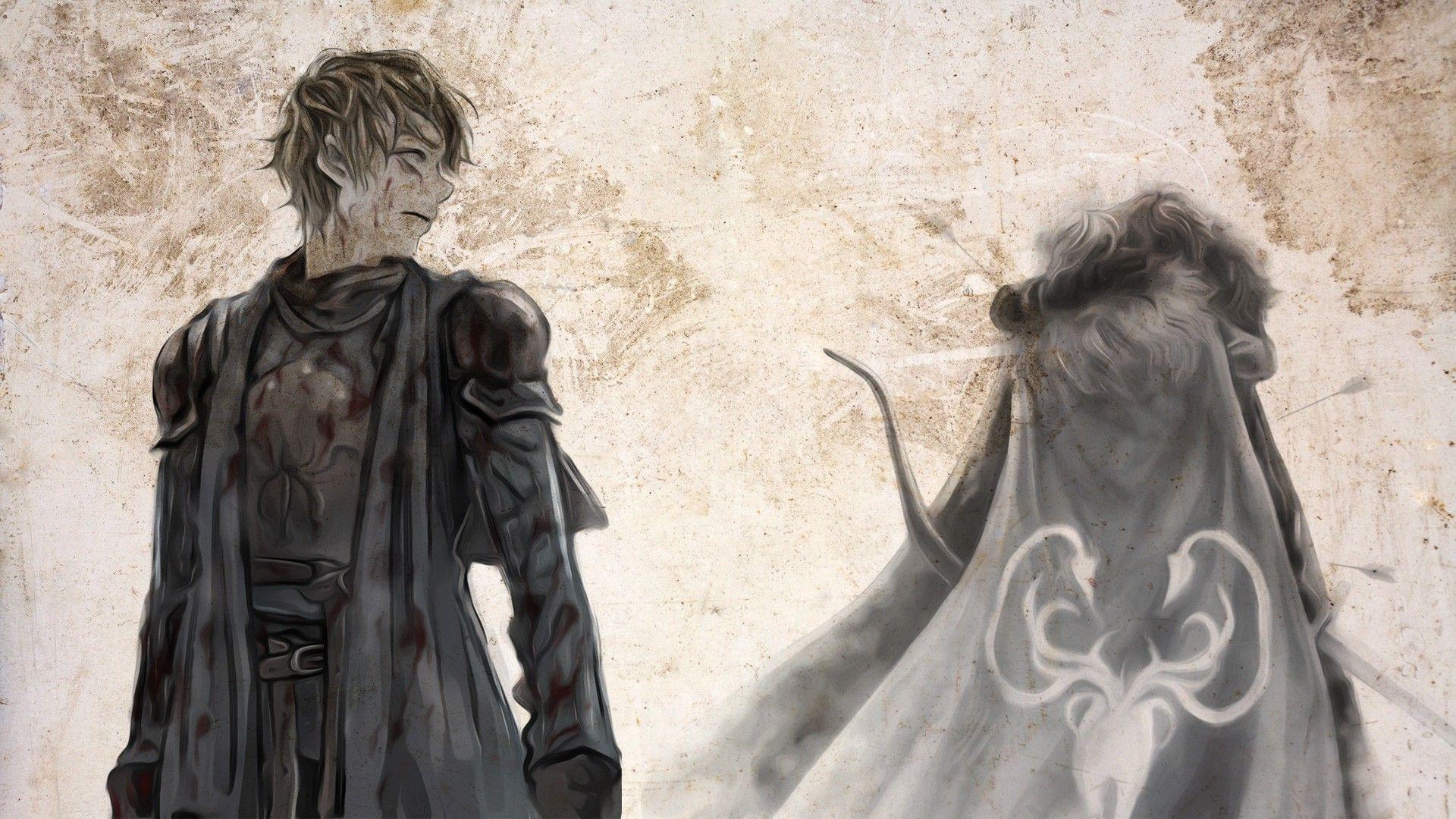 Game Of Thrones Fan Art Theon Greyjoy Wallpaper High
