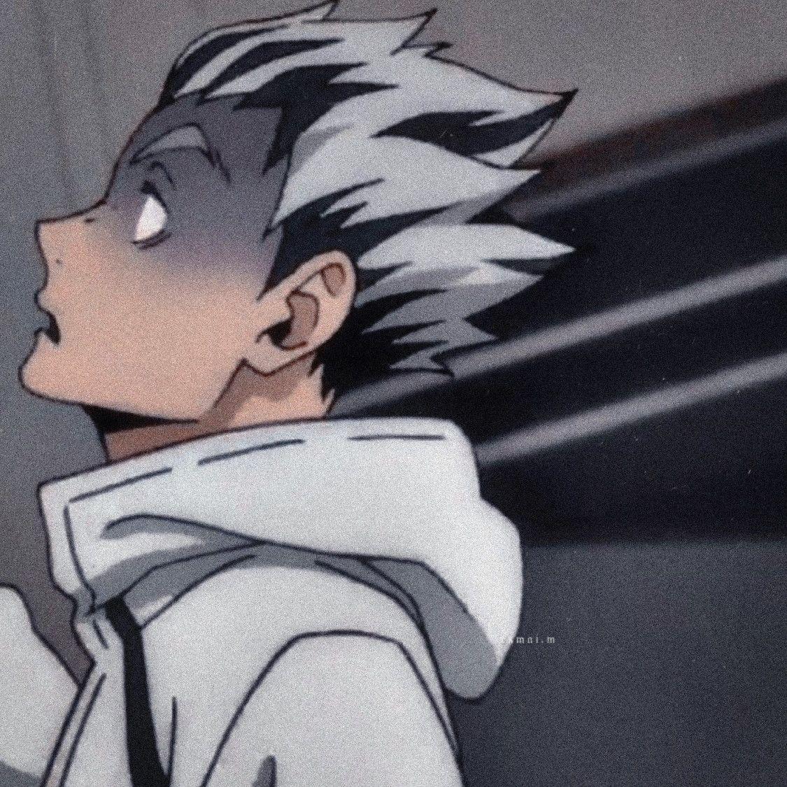 haikyuu anime bokuto koutarou