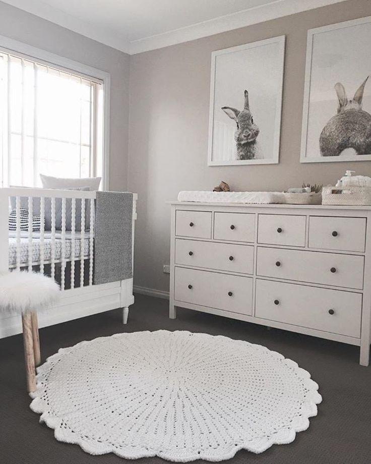 Baby Bunny Print, Bunny Print,Bunny Nursery Print, Woodland Nursery Print, Nursery Decor, Black and White, Modern Nursery, Baby Shower Gift