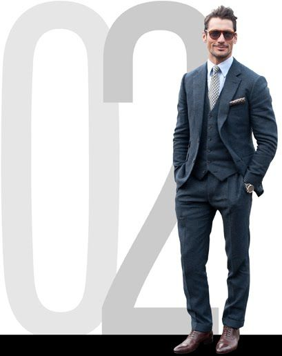 The 10 Best Dressed Men of the Week: 1.13.14