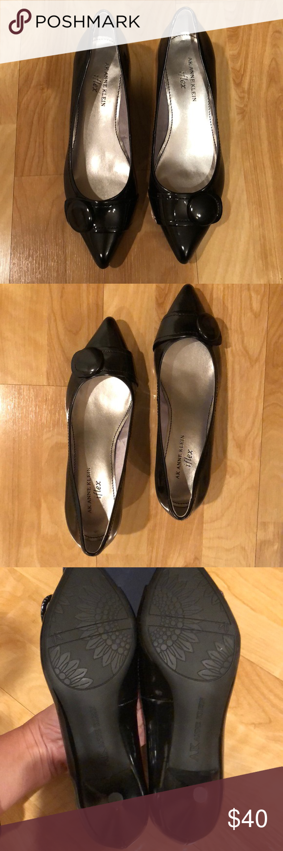 New Anne Klein Kitten Heels Anne Klein Shoes Kitten Heel Pumps Kitten Heels