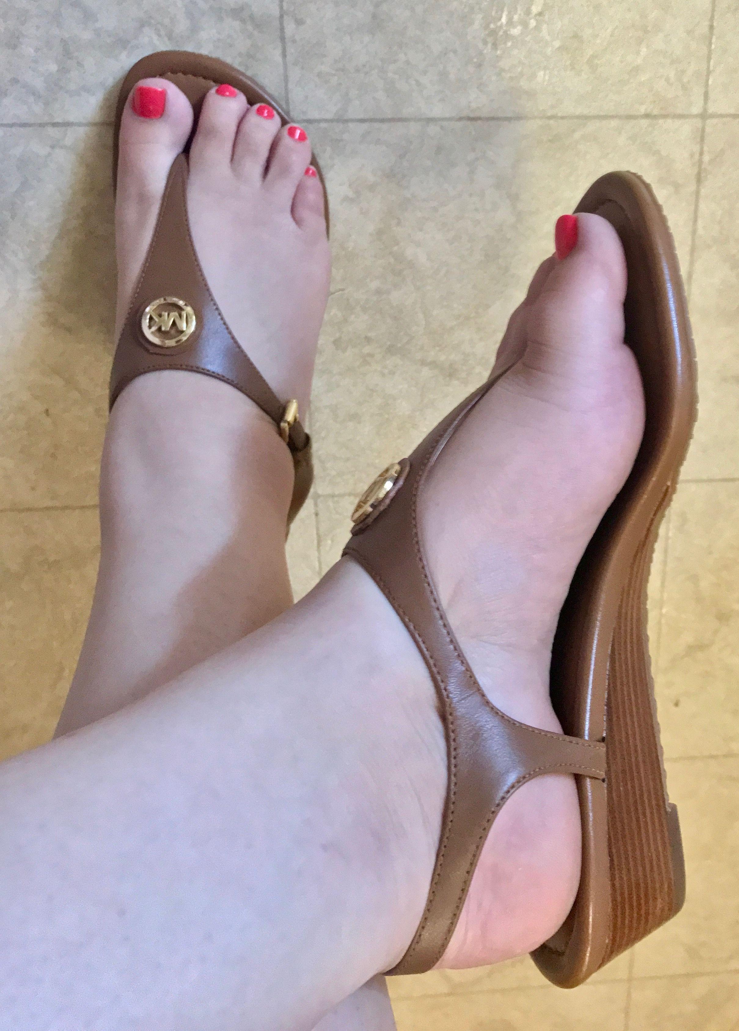 Michael kors Ramona wedge sandal